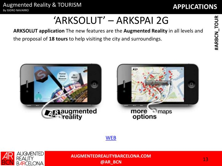 'ARKSOLUT' – ARKSPAI 2G