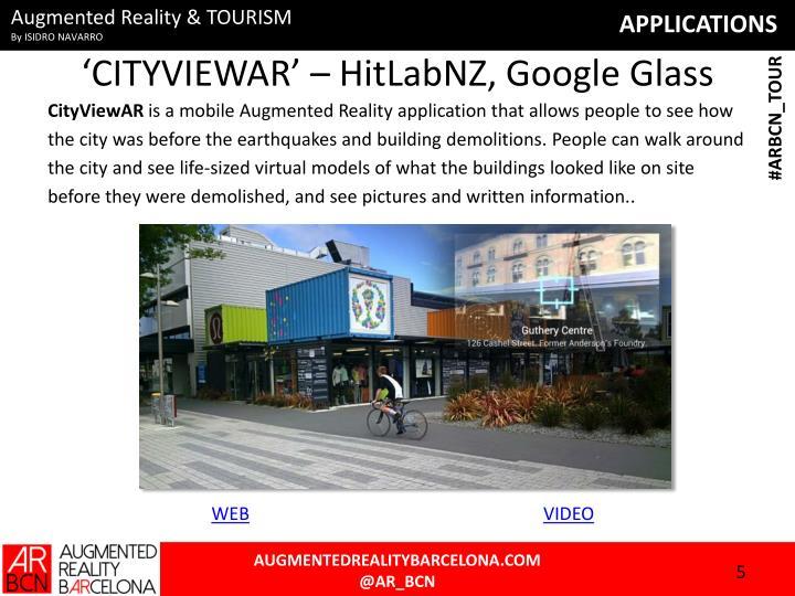 'CITYVIEWAR' –