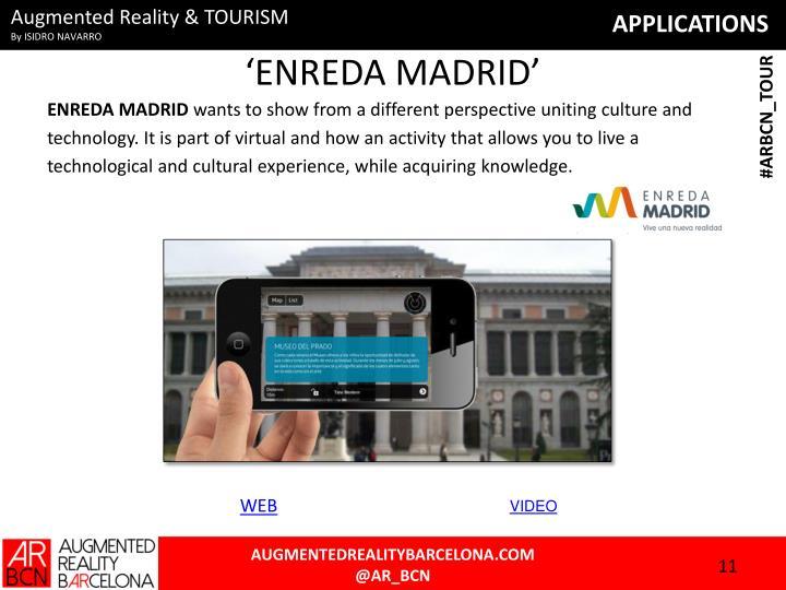 'ENREDA MADRID'