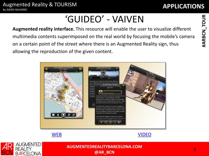 'GUIDEO' - VAIVEN