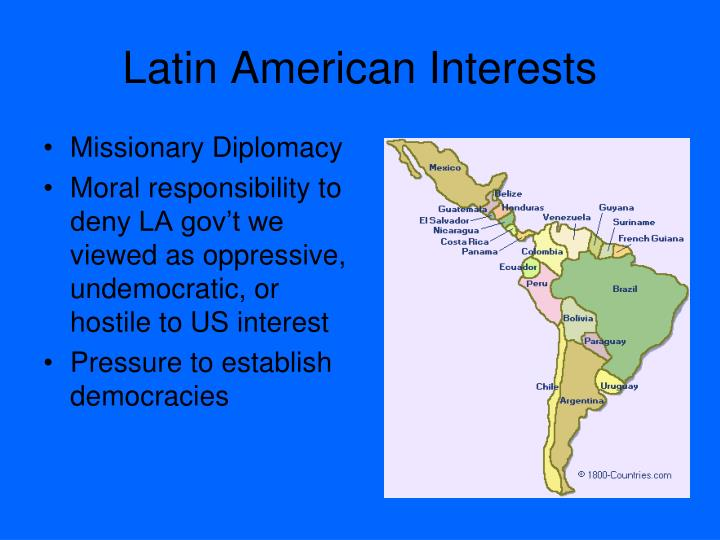 Latin American Interests