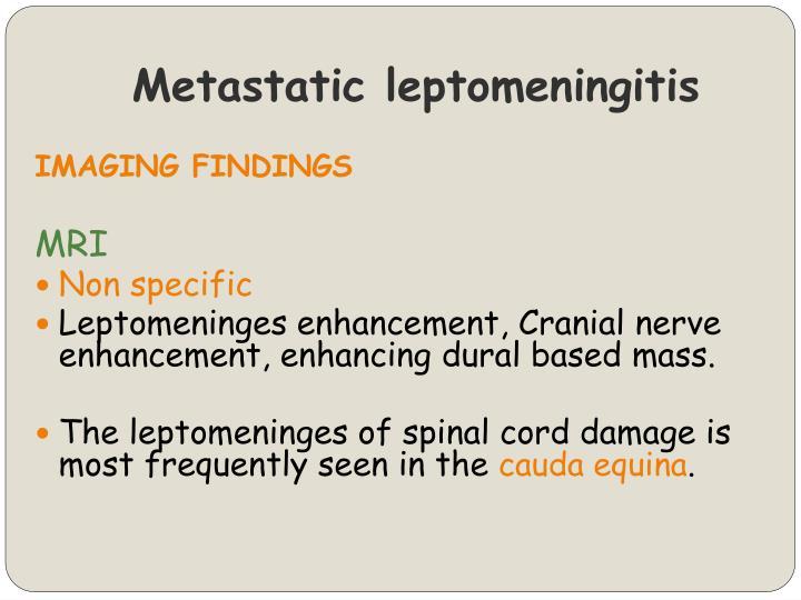 Metastatic