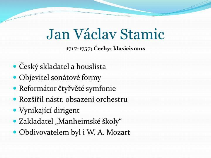 Jan Václav