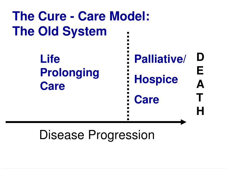 The Cure - Care Model:
