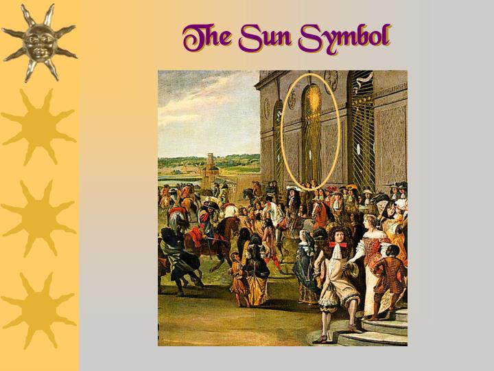 The Sun Symbol