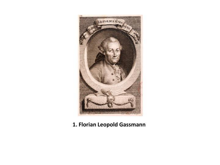 1. Florian Leopold