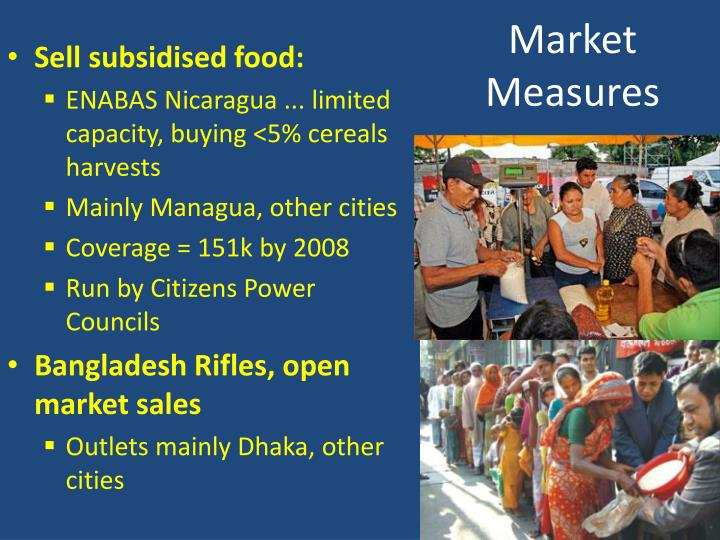 Market Measures