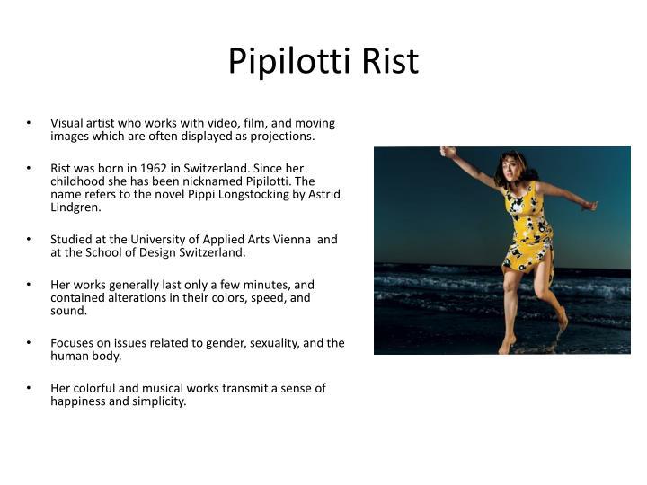 Pipilotti