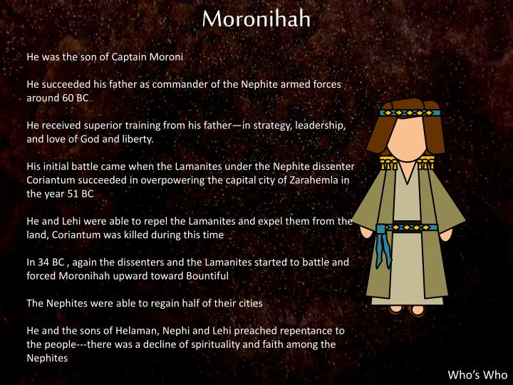 Moronihah