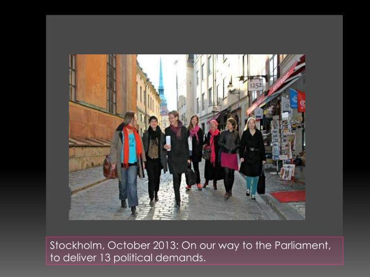 Stockholm,