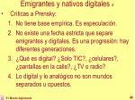 emigrantes y nativos digitales 4
