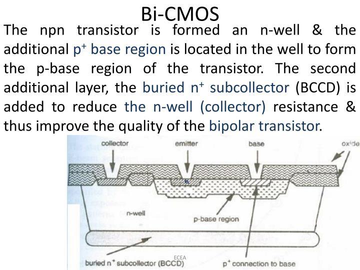 Bi-CMOS