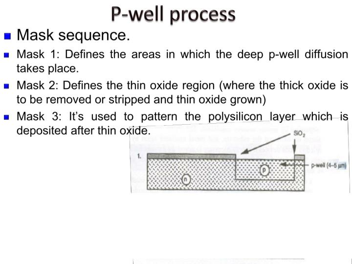 P-well process