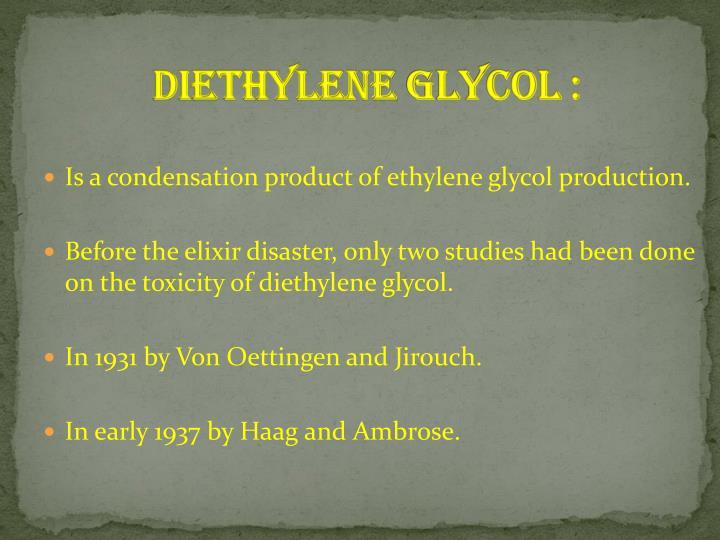 Diethylene