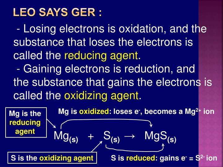 LEO says GER :