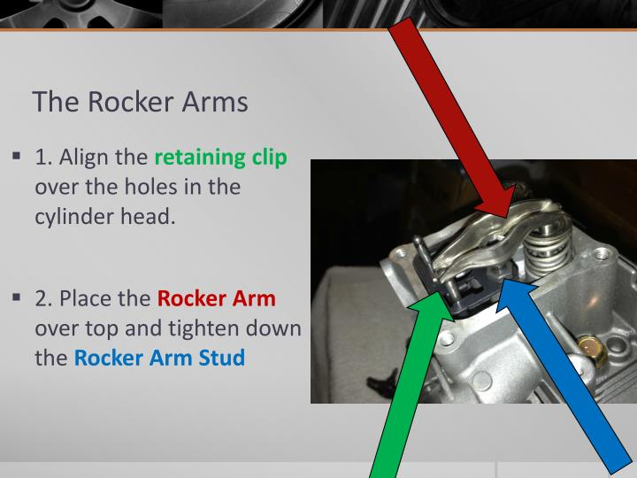 The Rocker Arms