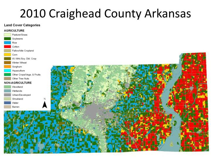 2010 Craighead County Arkansas