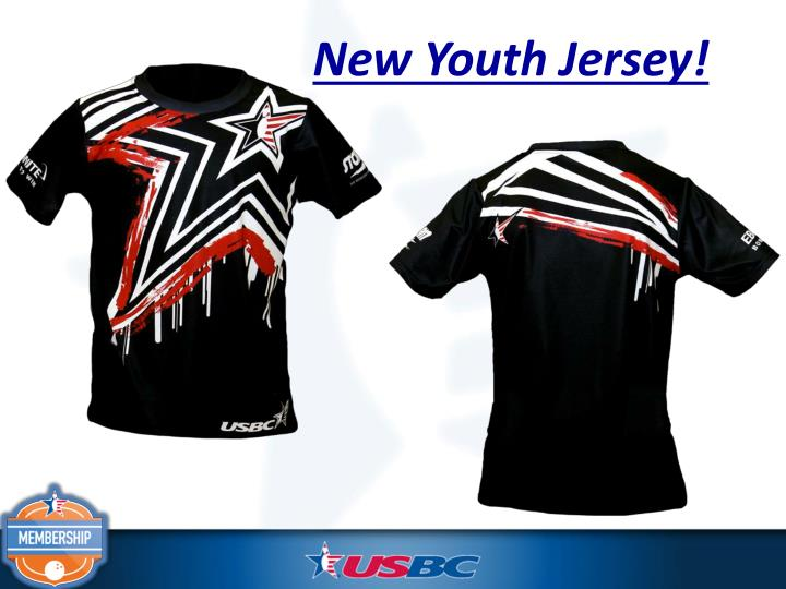 New Youth Jersey!
