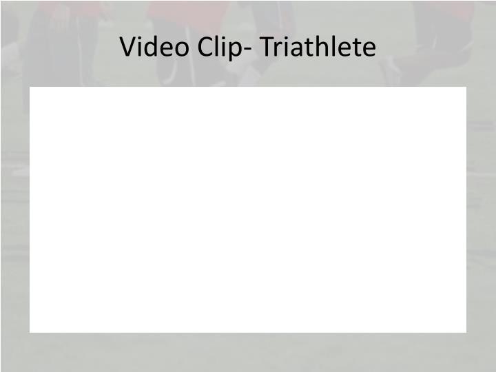 Video Clip-