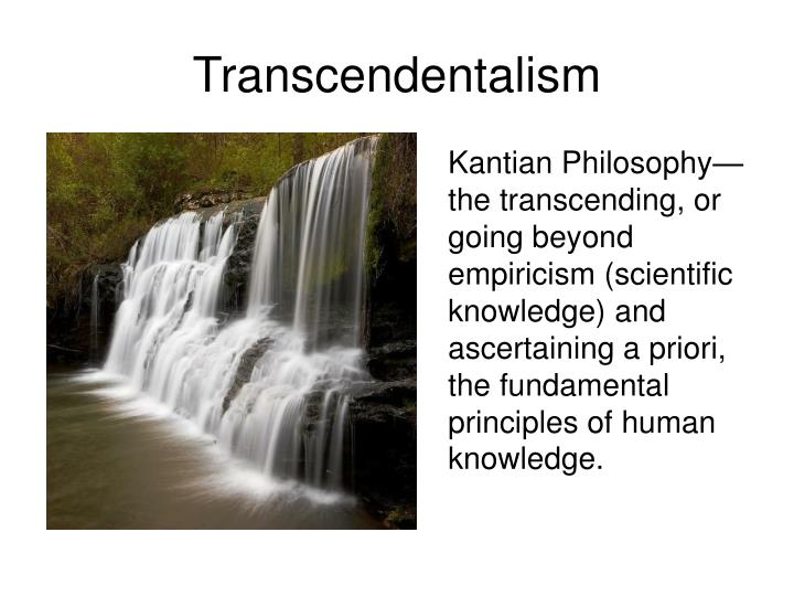 anti transcendentalism essay Never a truly organized body of thought, and characterized by defects as well as inspirational ideals, transcendentalism became one of the most subtly influenti.