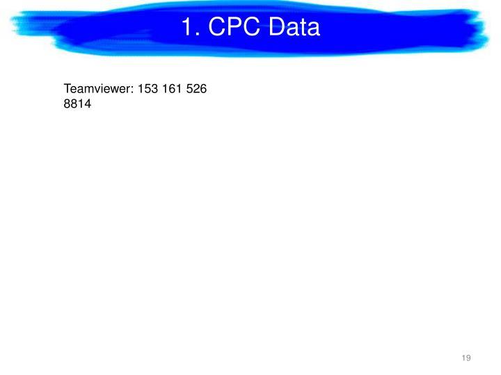 1. CPC Data