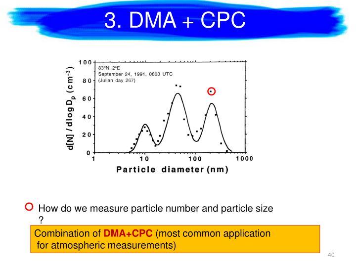 3. DMA + CPC