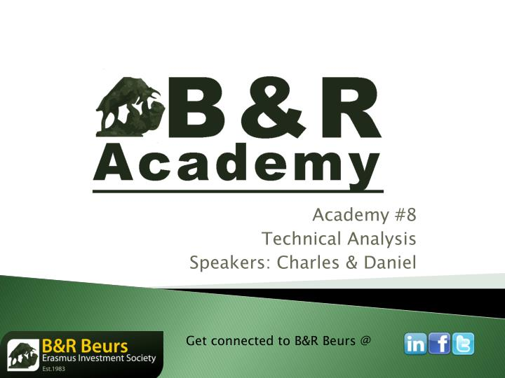 Academy 8 technical analysis speakers charles daniel