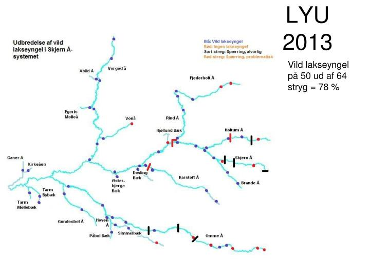 LYU 2013