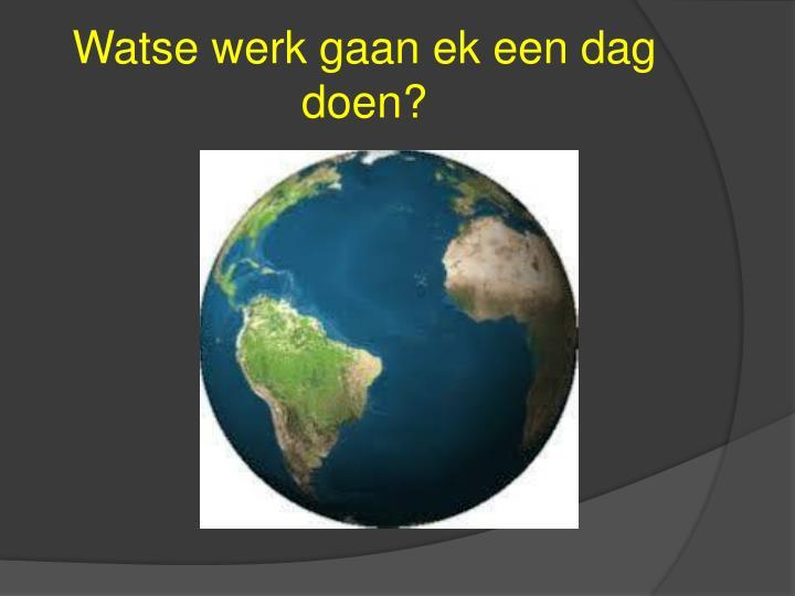Watse