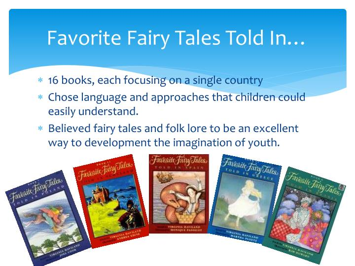 Favorite Fairy Tales Told In…