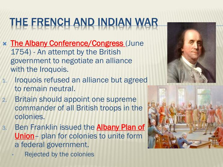 The Albany Conference/Congress