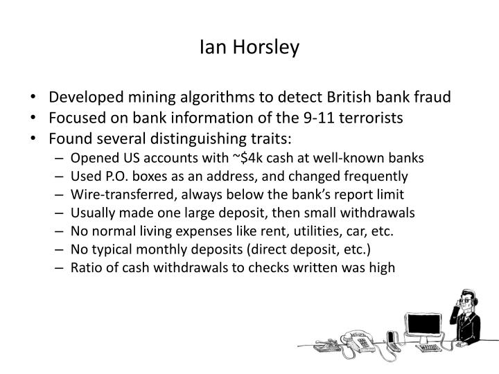 Ian Horsley