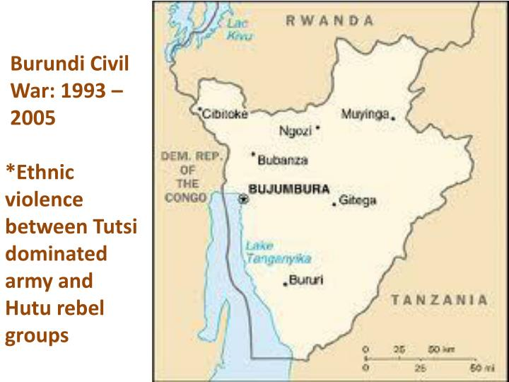 Burundi Civil