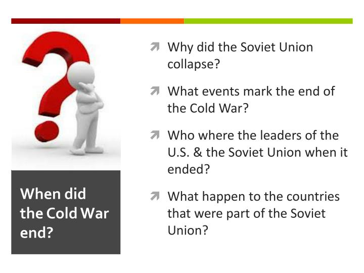 why was the cold war named that history essay History of the cold war english writer george orwell used cold war, as a general term, in his essay you and the in what some have called the first cold war.