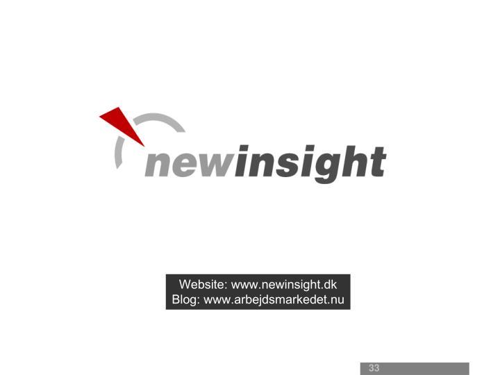 Website: www.newinsight.dk