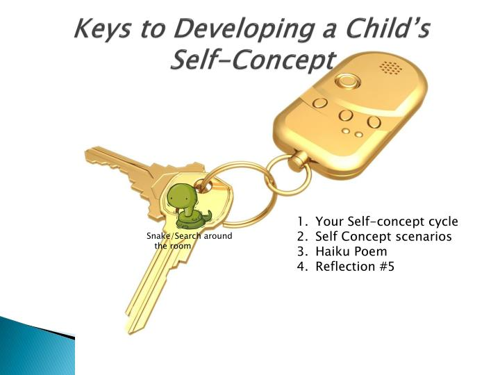 Keys to Developing a Child's