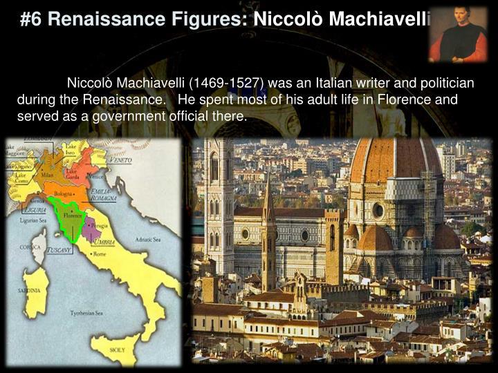 #6 Renaissance