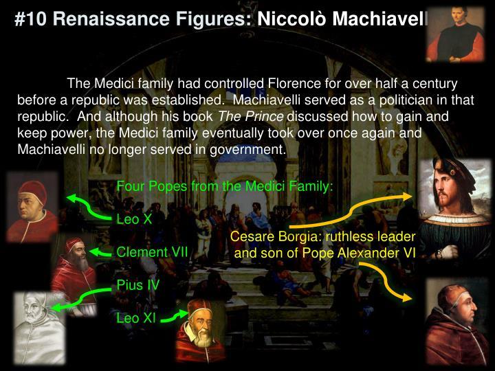 #10 Renaissance