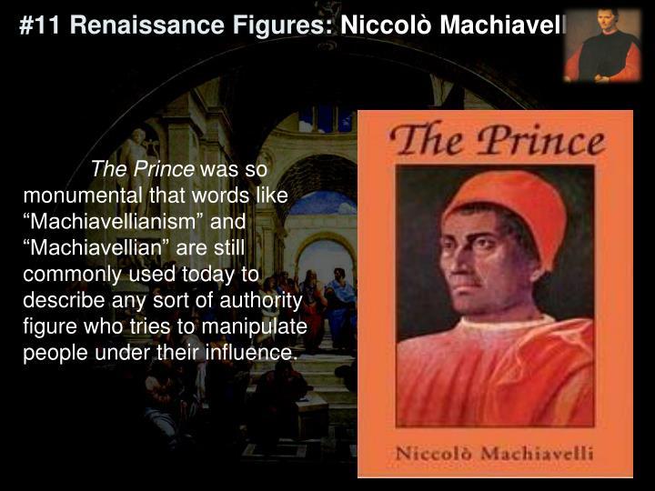 #11 Renaissance