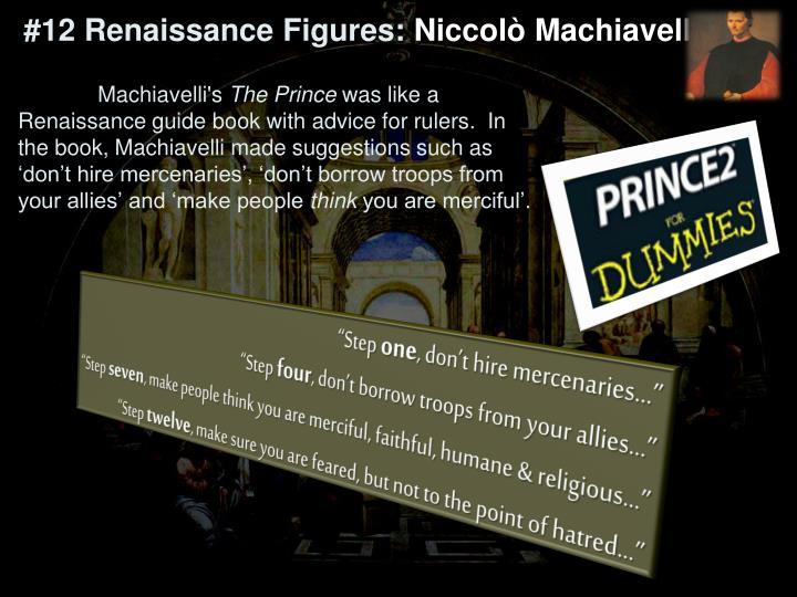 #12 Renaissance