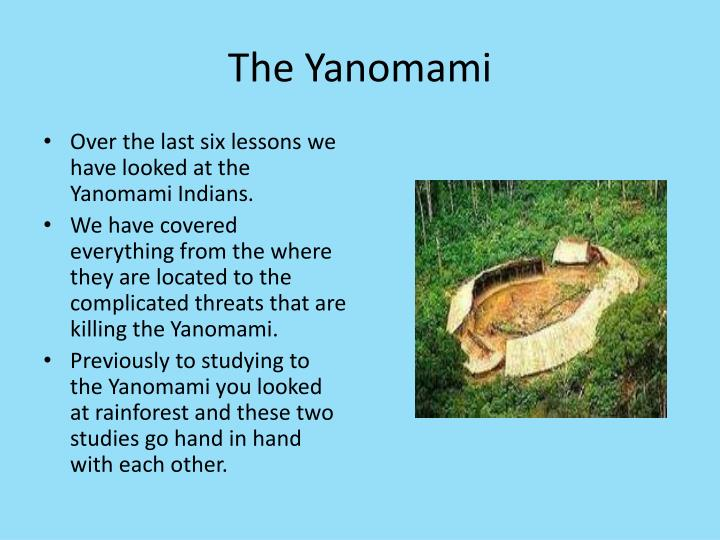 The yanomami1
