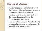 the tale of oedipus1