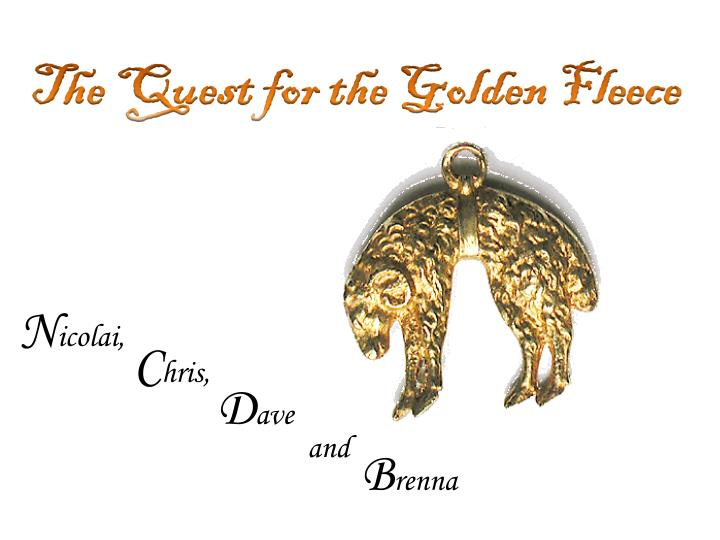 The Quest for the Golden Fleece