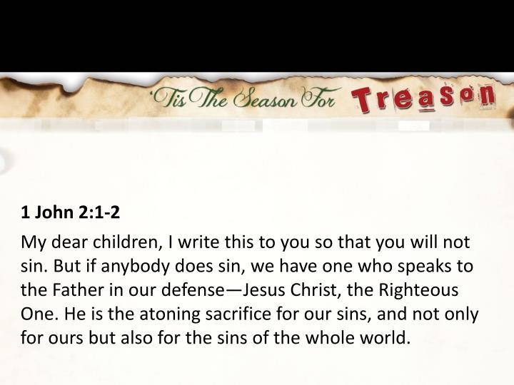 1 John 2:1-2
