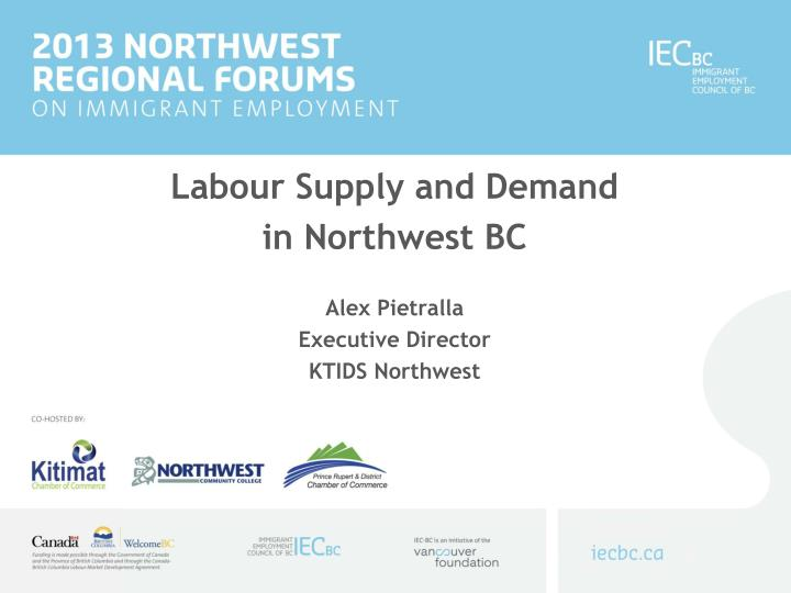 Labour Supply and Demand