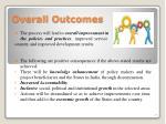 overall outcomes