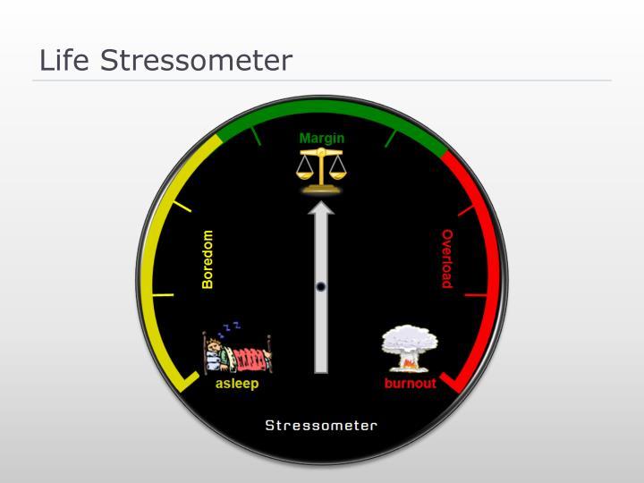 Life Stressometer
