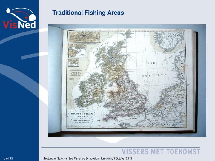 Traditional Fishing Areas