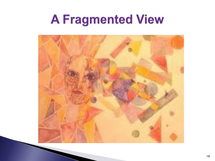A Fragmented View