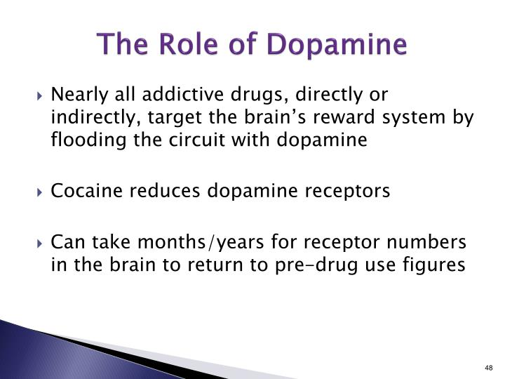 The Role of Dopamine